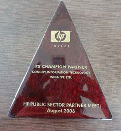HP PS Champion Partner 2006