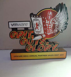 VMWare India Annual Partner Sales meet 2011